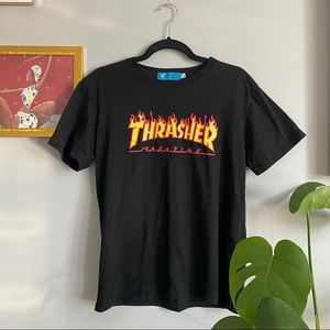 Black Thrasher T-shirt